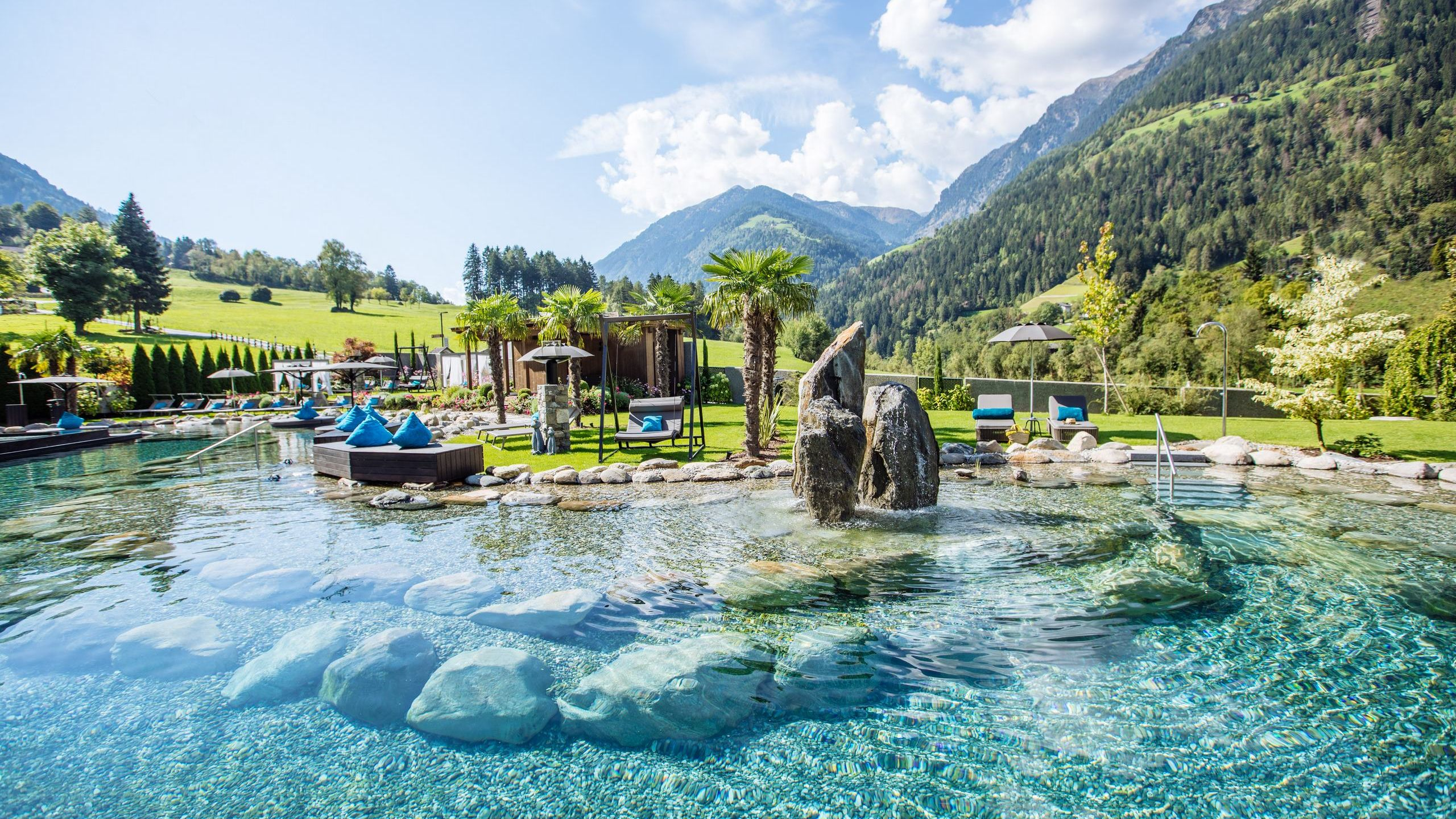 Unsere wellnesshotels s dtirol die andreus resorts spa for Design wellnesshotel sudtirol