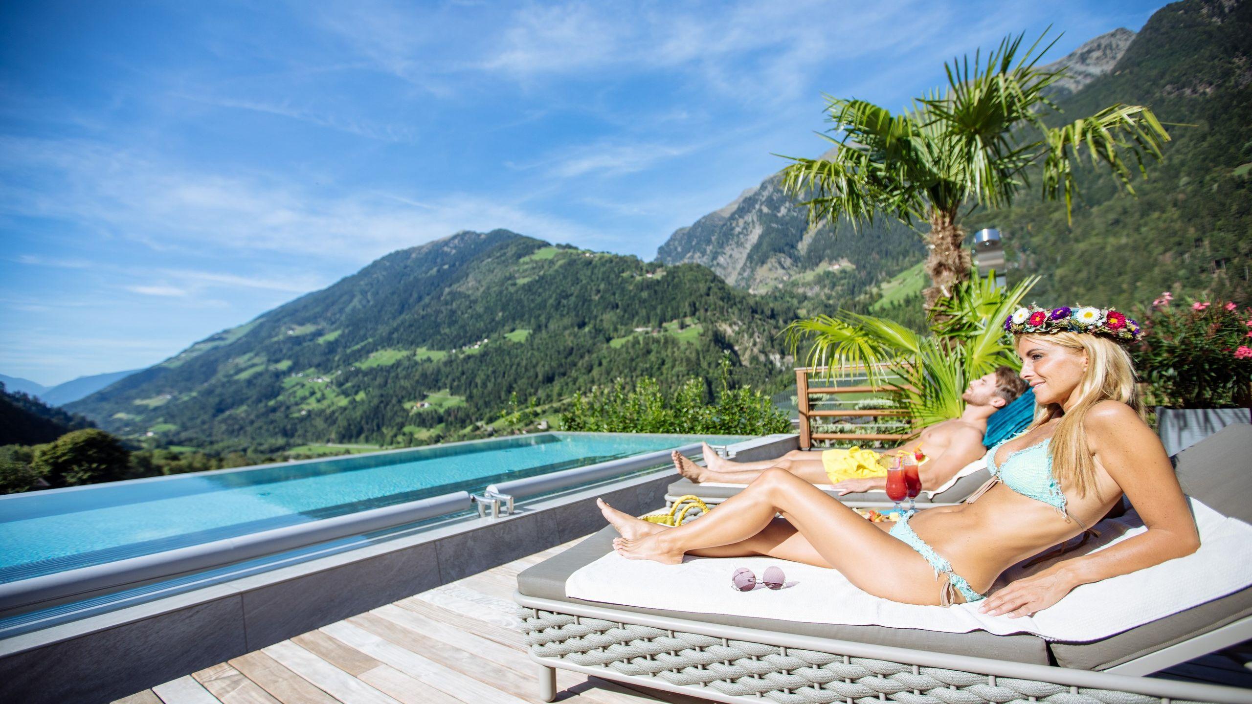 5 sterne wellnesshotels in s dtirol mit stil andreus for Design wellnesshotel sudtirol